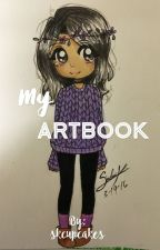 My Artbook by skcupcakes