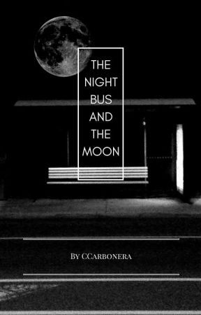 The Night Bus and the Moon by CCarbonera