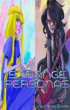 Strange Personas by yin-yang-dude