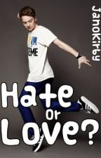 Hate Or Love? (Conor Maynard) by chickenunicorns