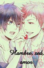 Hambre, sed, amor. by AzusaAsahina849