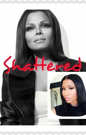 Shattered #Wattys2016