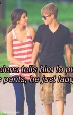 I Can't Let That Happen ( A Jelena One Shot ) by KcLovesJandS