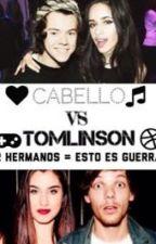 Cabello VS Tomlinson by TheBookstore