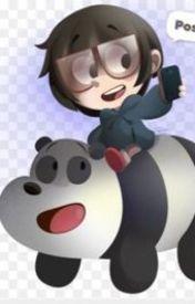 Panda x reader by winkmink13