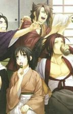 Summoned: Hakuoki Fanfic by Rokku-hime