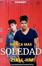 Soledad   Sciam by Ziall-HM