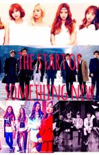 [Editing]The Start of Something New (EXO, Apink, Red Velvet, BTS Fanfic) by Lianthology