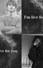 انا اعيش من اجلك - I'm live for you by lj889_