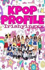 Kpop Profile [FREE] by Irishyingxx