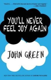 You'll never feel joy again by Serapivia
