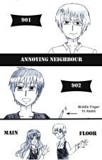 Annoying Neighbour by comedylovers