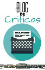 Blog de Críticas by CriticGeekGirls