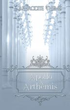 APOLLO AND ARTHEMIS by AphroditeThemisYJS