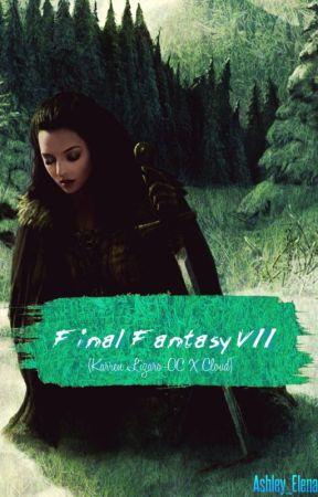Final Fantasy VII (Karren Lizaro-OC X Cloud) - Chapter 1
