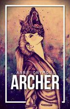 Archer by pickinguplines
