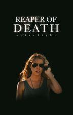 The Reaper » Derek Hale by shivelight