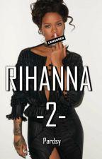 Rihanna 2 by Pardsy
