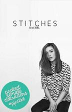 Stitches × Lydia Martin [c.s.] by ethereals-