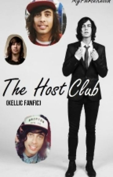 The host club (Kellic fancfic)