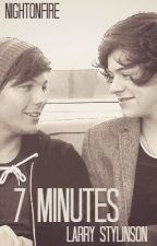 Seven Minutes (Larry Stylinson AU) by nightonfire