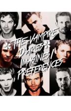 THE VAMPIRE DIARIES|| Imagines/Preferences✿ by Blowhushing