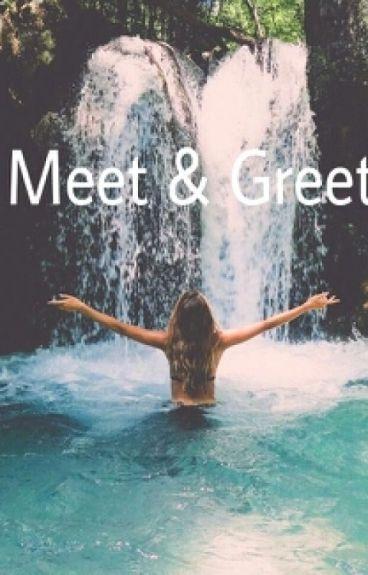 Meet & Greet (Magcon y tu)