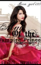 Sold to The Vampire Prince by Moon_Girl495