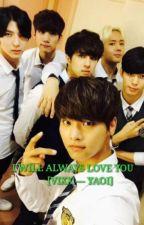 ~siempre te amaré ~ [YAOI-VIXX] by KarumuSan