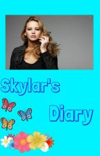 Skylar's Diary (book 2) by d3sir3y_quinn