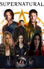 (Book 3) Supernatural by Devin_B
