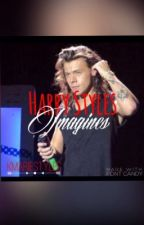 Harry Styles Imagines by KarennaMarie