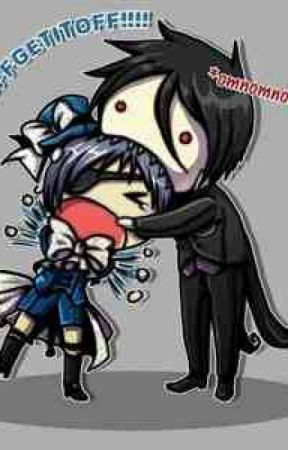 Zodiac signs as the black butler characters - scene 1(young
