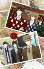 Kbtbb: Soryu Oh Highschool Romance by BriannaOtaku133