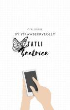 Tatlı Beatrice | texting ⚢ by strawberrylolly