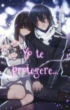 *Yo te Protegere* {Noragami} by Fukawa-chi