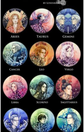 Tumblr) Horoscopes - Aquarius' compatibility with the signs