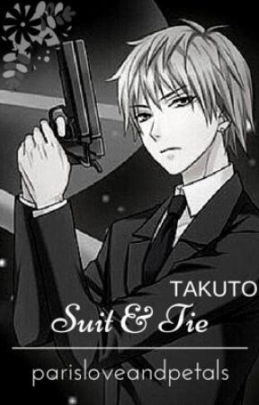 Suit & Tie: Takuto [LLFTX FANFIC] by Parisloveandpetals