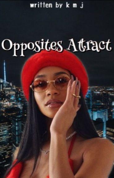 Opposites Attract [#Wattys2016] (Editing)