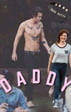 Daddy (H.S. AU) by Harolds1yles_