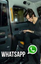 WhatsApp; h.s by olzanskibae_