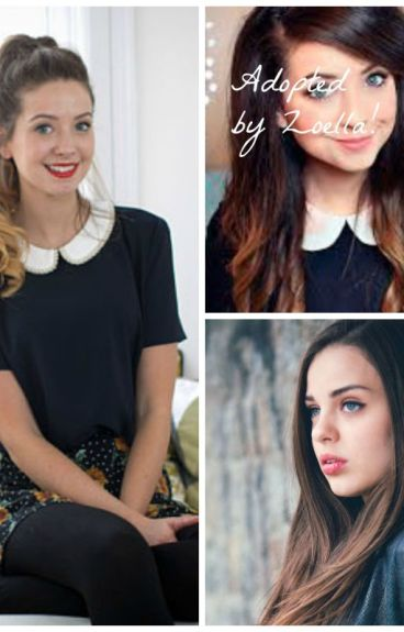 Adopted by Zoella!
