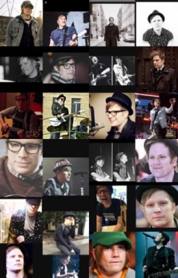 A Series Of Patrick Stump Imagines