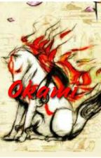 Okami  by TheEnchantedWolf