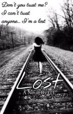 Lost  by MzFunnyBunny