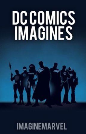 DC Comics Imagines by Imaginemarvel