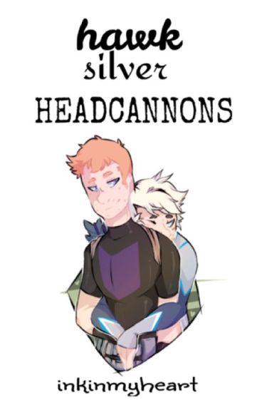 Hawksilver head cannons