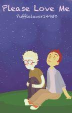 Please Love Me (Climbing class/Josh x Chris) by Puffleluver14950