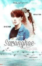 Saranghae Cagiya(korean-malay ff) by redzy_iyah