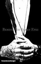 Behind His Green Eyes. [[ Larry Punk AU. ]] by Thranduils_bxtch